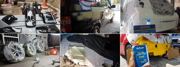 Crown Auto 9 - Bengkel Cat dan Body Repair Murah Pekanbaru - Crown Auto