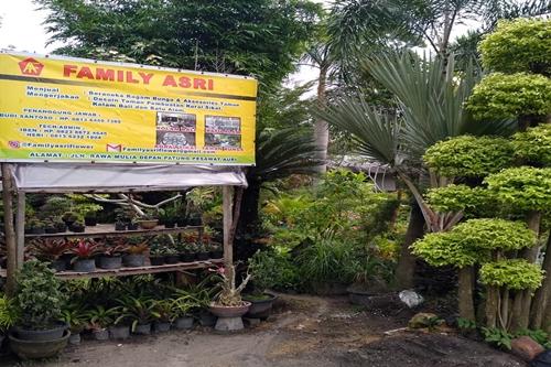 Family Asri 1 - Taman Bunga Pekanbaru