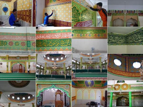 Fannun Khat 4 - Galery Kaligrafi Pekanbaru - Fannun Khat