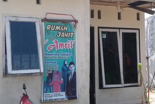 Rumah Jahit Amril Pekanbaru 1 - Rumah Jahit Amril Pekanbaru