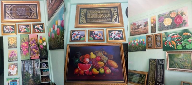 Galeri Bingkai Emas 7 - Galeri Bingkai Emas - Jasa Galeri Seni Pekanbaru
