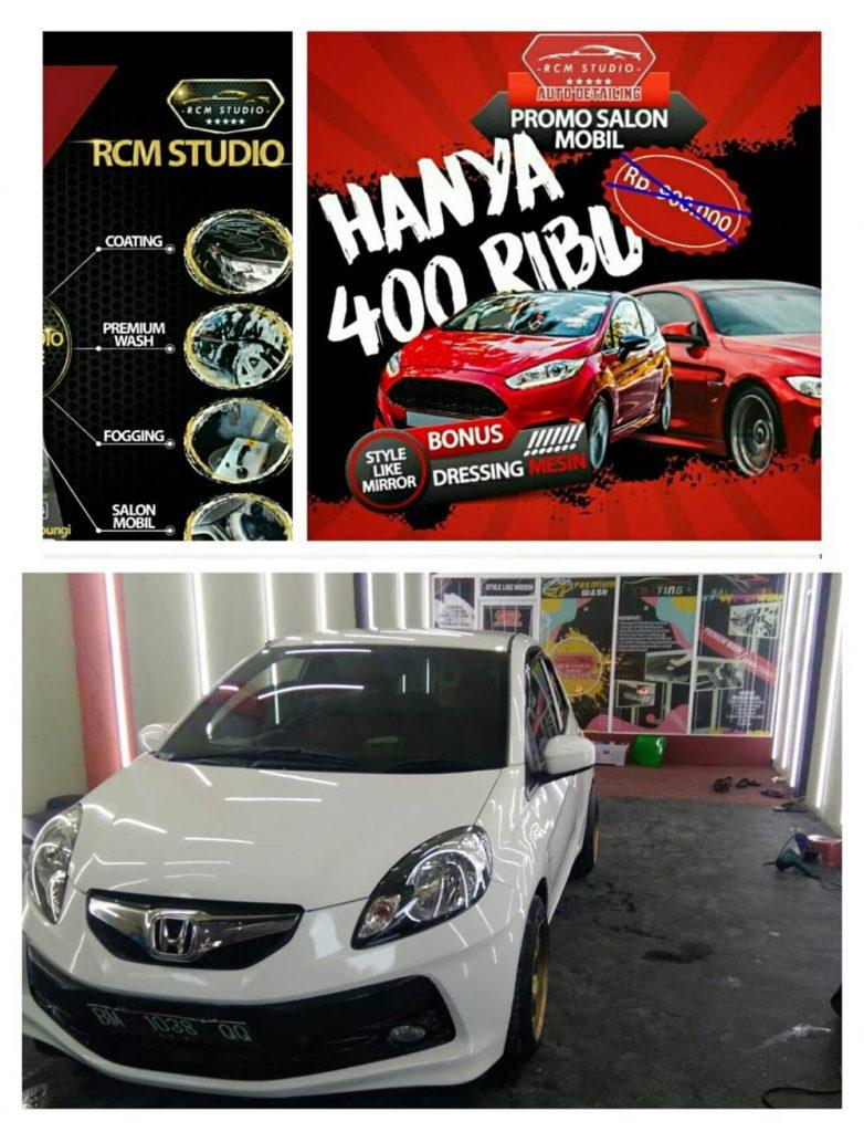 Rcm Studio 14 - Salon Baret Kaca Mobil dan Salon Mobil Murah Berkualitas - Rcm Studio