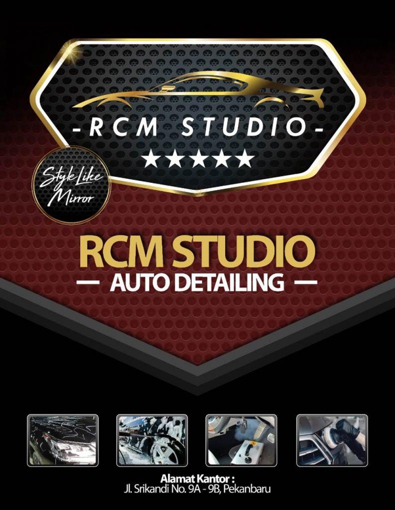 Rcm Studio 17 - Salon Baret Kaca Mobil dan Salon Mobil Murah Berkualitas - Rcm Studio