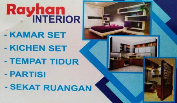 Siam Interior Pekanbaru 5 - Rayhan Interior Pekanbaru