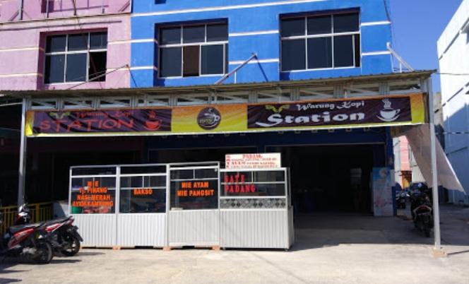 Warkop Station 1 - Kedai Kopi Pekanbaru - Warkop Station
