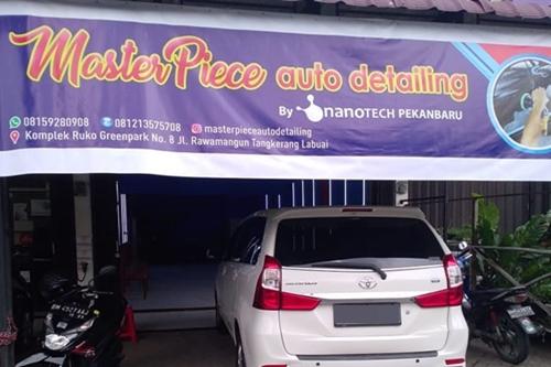 masterpieceautodetailing 1 - Salon Mobil dan Nano Ceramic Coating Pekanbaru - MasterPiece Auto Detailing