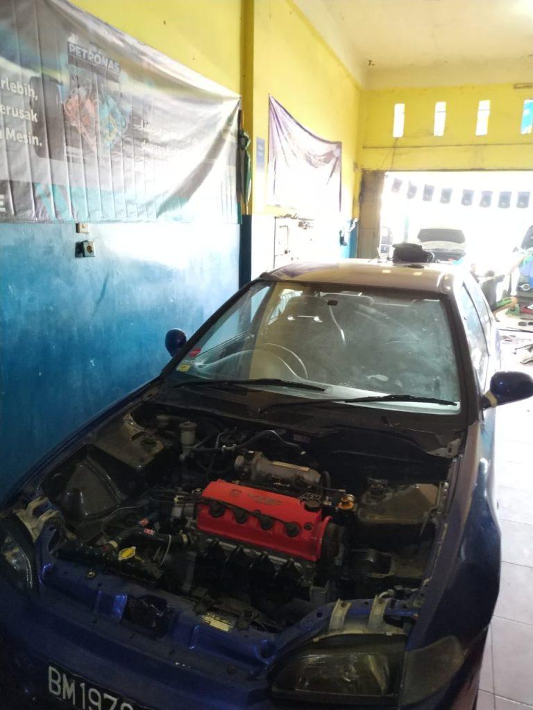 Barokah Auto Service 3 - Barokah Auto Service - Bengkel Spesialis Honda Bergaransi Pekanbaru
