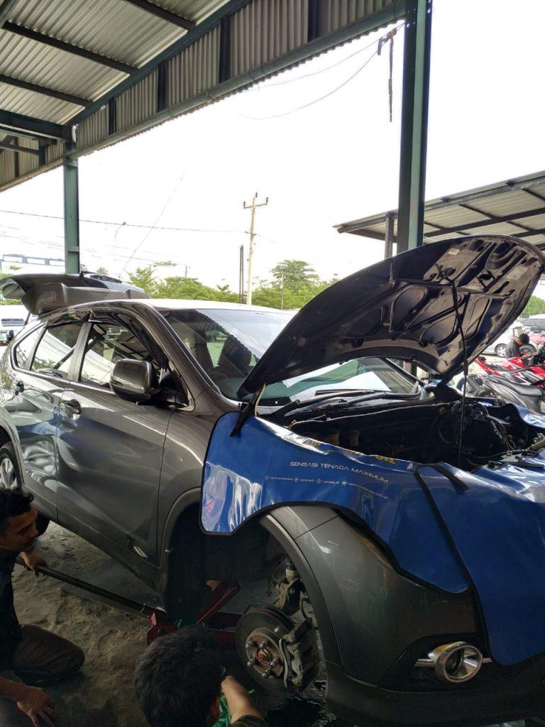 Barokah Auto Service 5 - Barokah Auto Service - Bengkel Spesialis Honda Bergaransi Pekanbaru