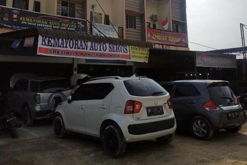 Kemayoran Auto Service 1 - Kemayoran Auto Service - Spesialis Rekondisi Kaki-kaki Mobil Pekanbaru