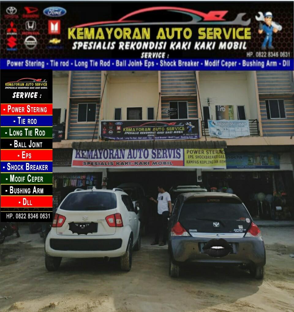 Kemayoran Auto Service 2 - Kemayoran Auto Service - Spesialis Rekondisi Kaki-kaki Mobil Pekanbaru