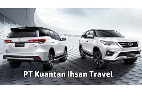 PT Kuantan Ihsan Travel - Travel Pekanbaru Rengat Tembilahan Dumai
