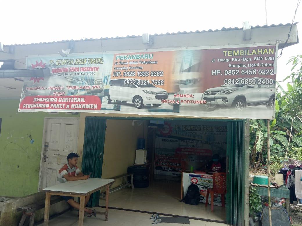 PT Kuantan Ihsan Travel 5 - PT Kuantan Ihsan Travel - Travel Pekanbaru Rengat Tembilahan Dumai