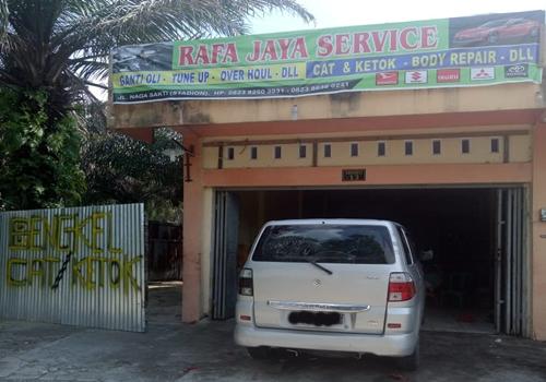 Rafa Jaya Service 1 - Service Mesin dan Cat Las Ketok Body Repair Mobil Pekanbaru - Rafa Jaya Service