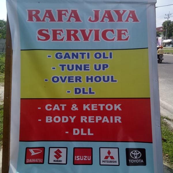 Rafa Jaya Service 2 - Service Mesin dan Cat Las Ketok Body Repair Mobil Pekanbaru - Rafa Jaya Service