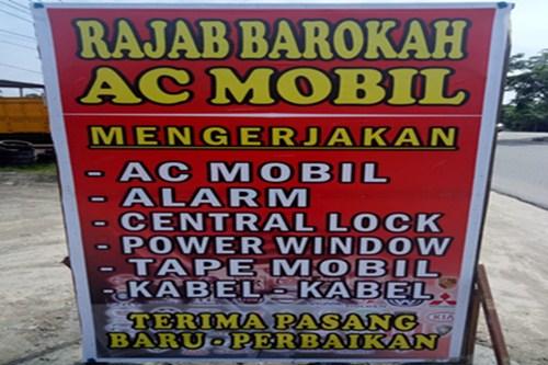 Rajab Barokah Ac Mobil 1 - Jasa AC Mobil Murah dan Bergaransi Pekanbaru - Rajab Barokah Ac Mobil