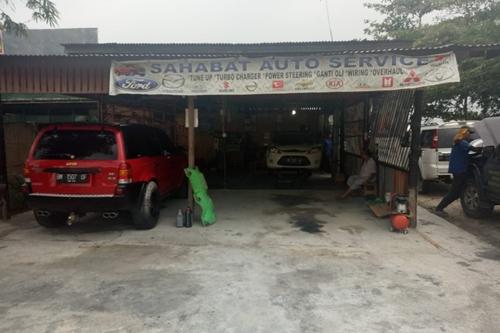 Sahabat Auto Service 1 - Sahabat Auto Service - Bengkel Spesialis Ford Pekanbaru