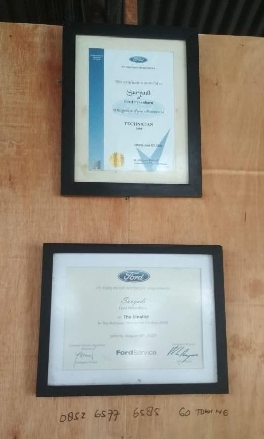 Sahabat Auto Service 5 - Sahabat Auto Service - Bengkel Spesialis Ford Pekanbaru