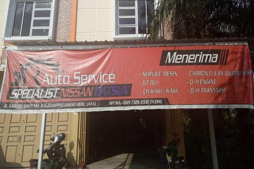 YR Auto Service 1 - YR Auto Service - Mekanik Mobil Nissan dan Datsun Pekanbaru
