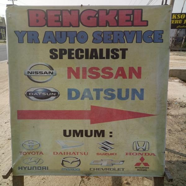 YR Auto Service 2 - YR Auto Service - Mekanik Mobil Nissan dan Datsun Pekanbaru