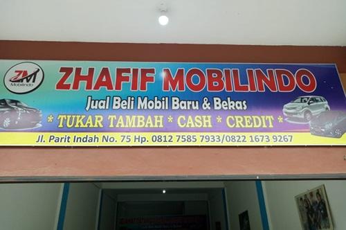 Zhafif Mobilindo 1 - Zhafif Mobilindo - Showroom Mobil Bekas Pekanbaru