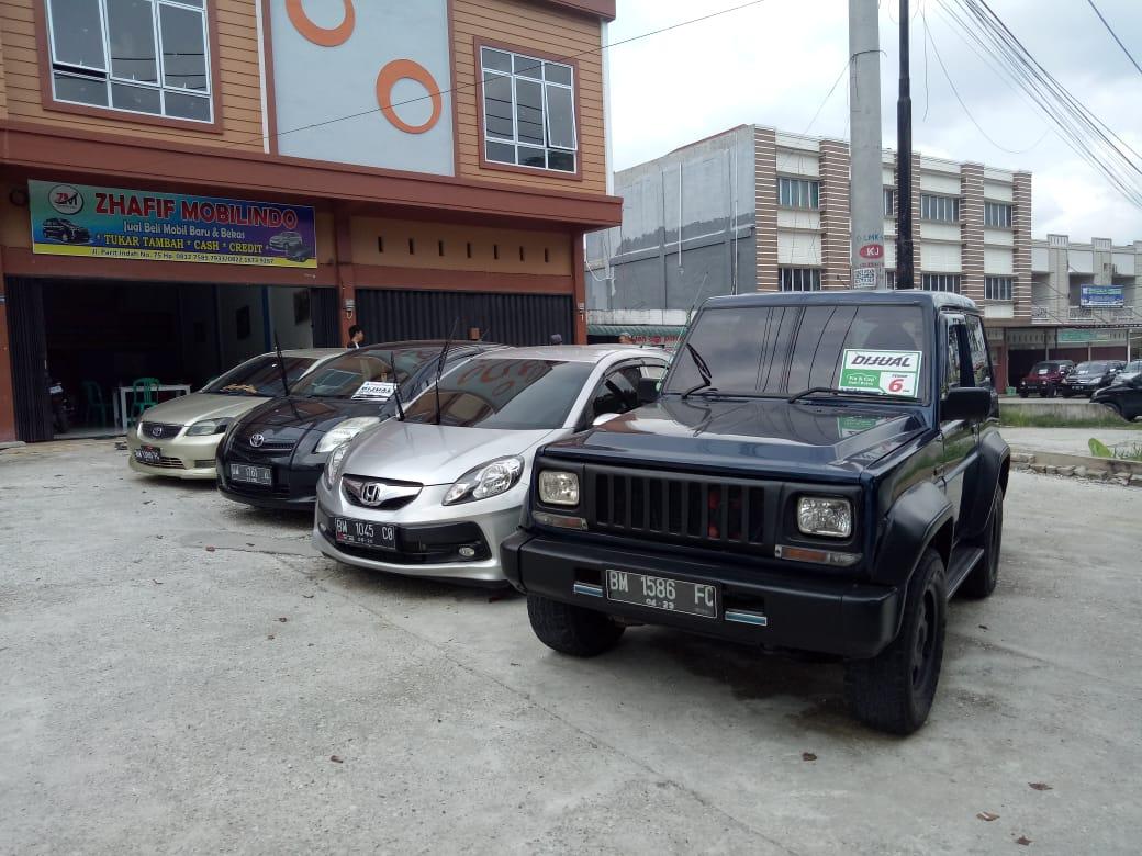 Zhafif Mobilindo 2 - Zhafif Mobilindo - Showroom Mobil Bekas Pekanbaru