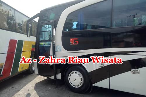 Az - Zahra Riau Wisata - Kantor Bus Pariwisata Pekanbaru