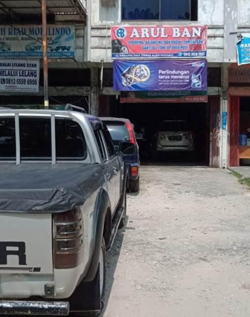 Bengkel Arul Ban 5 - Bengkel Spesialis Spooring Pekanbaru - Bengkel Arul Ban