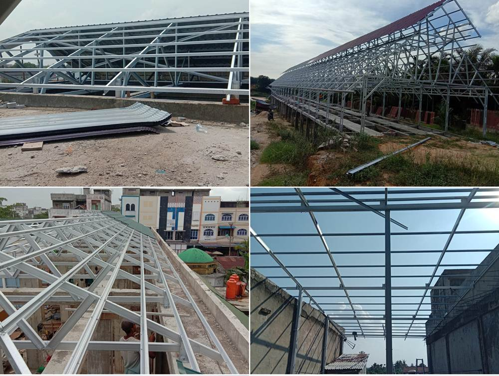 Jaya Mandiri Gypsum 8 - Pemasangan Plafon dan Baja Ringan Bergaransi Pekanbaru - Jaya Mandiri Gypsum