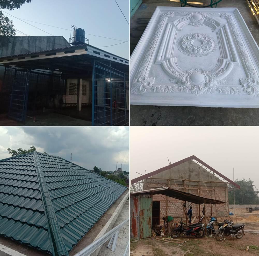 Jaya Mandiri Gypsum 9 - Pemasangan Plafon dan Baja Ringan Bergaransi Pekanbaru - Jaya Mandiri Gypsum