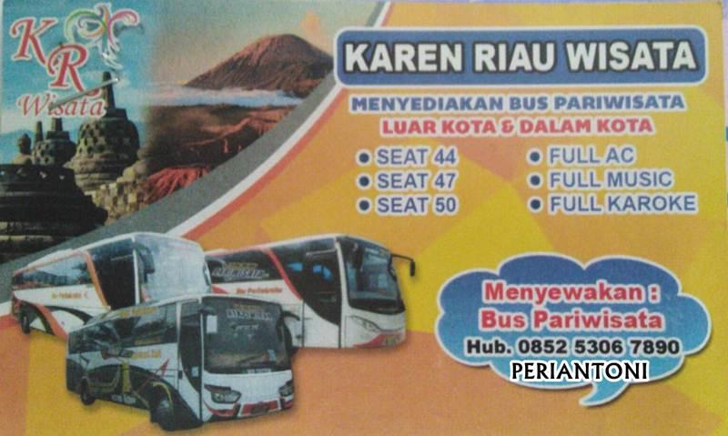 Karen Riau Wisata 4 - Penyewaan Bus Pariwisata Pekanbaru - Karen Riau Wisata