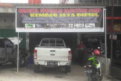 Kembar Jaya Diesel 1 - Bengkel Spesialis Injection Pump Pekanbaru - Kembar Jaya Diesel