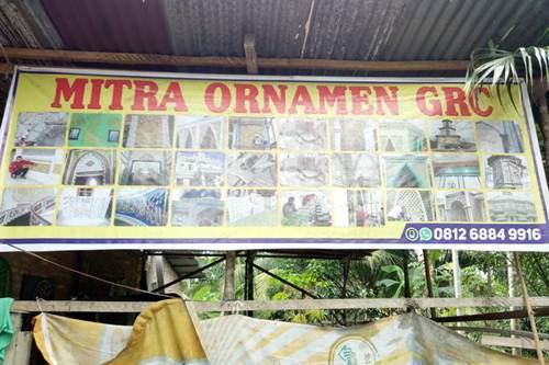 Mitra Ornamen Grc 1 - Mitra Grc Ornamen - Tukang Jasa Grc Bergaransi Pekanbaru