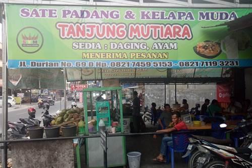 Sate Tanjung Mutiara 1 - Sate Tanjung Mutiara - Warung Sate Padang Pekanbaru