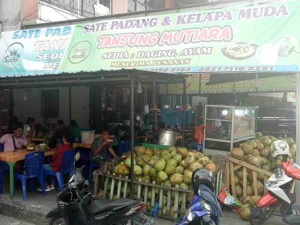 Sate Tanjung Mutiara 2 - Sate Tanjung Mutiara - Warung Sate Padang Pekanbaru