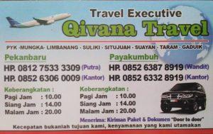 qivana travel 5 300x189 - Qivana Travel - Travel Jurusan Pekanbaru Payakumbuh