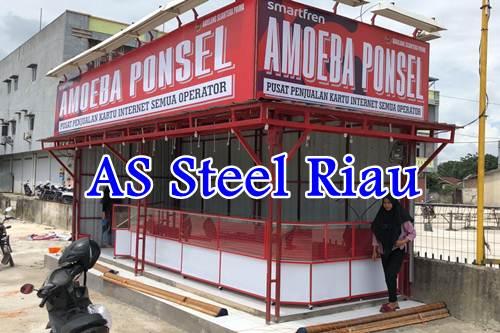AS Steel Riau 1 - AS Steel Riau