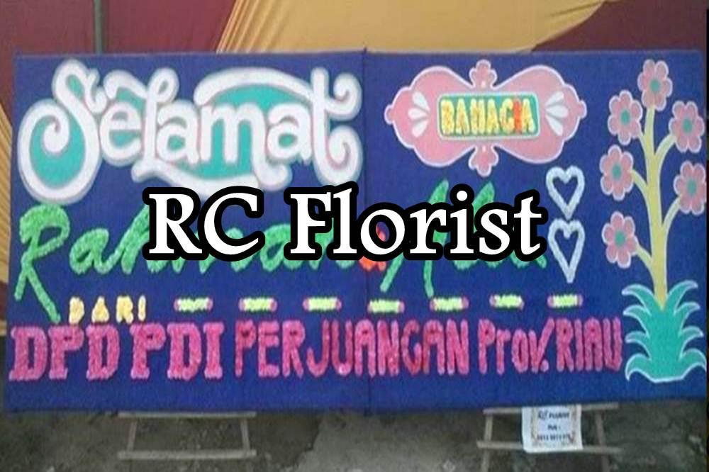 RC Florist - Sewa Papan Bunga Pekanbaru