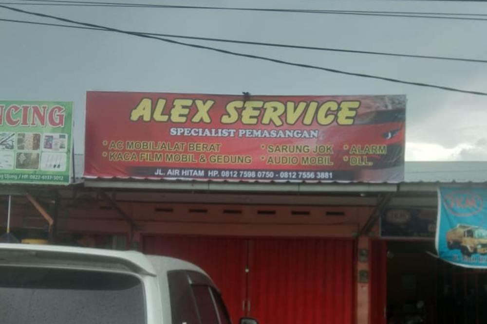 Alex Service 1 - Alex Service - Accessories Mobil Bergaransi Pekanbaru