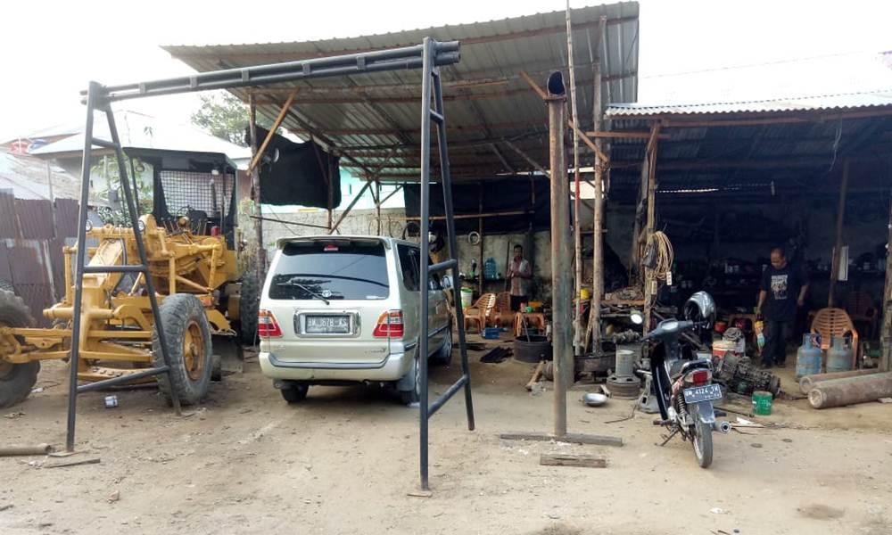 Bengkel Mobil Manik 88 5 - Bengkel Mobil Manik 88 - Bengkel Spesialis Pres dan Jual Sparepart Copotan Seken Sasis