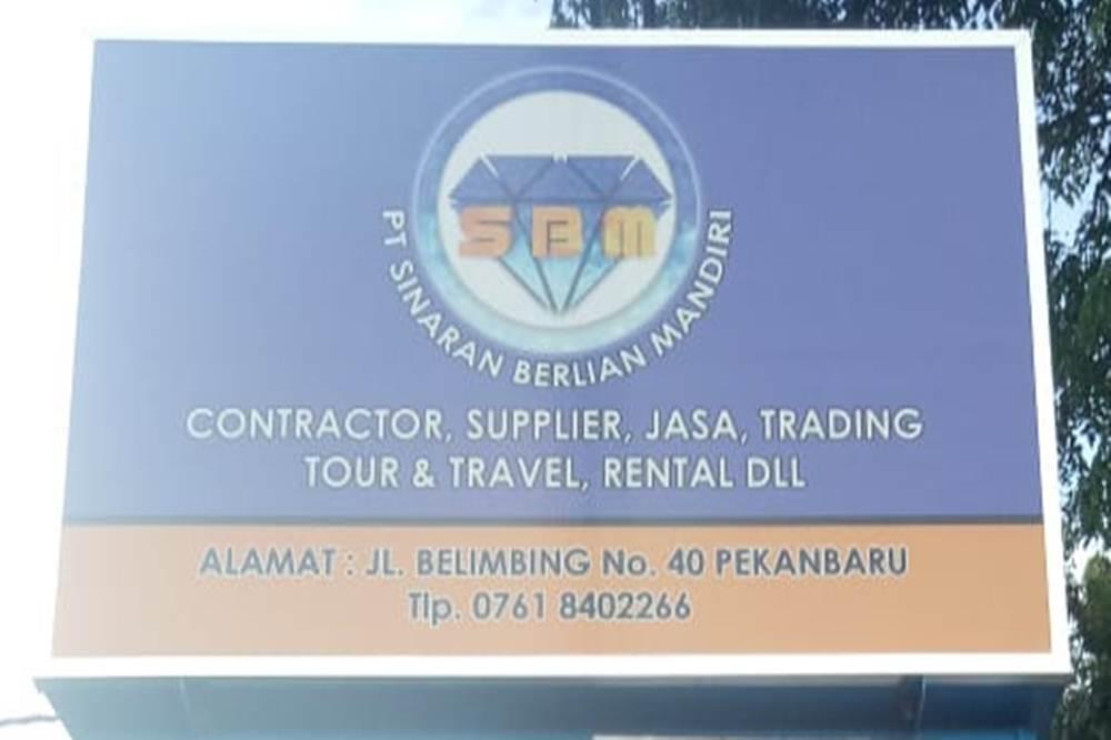 Berlian Travel 1 - Berlian Travel (PT Sinaran Berlian Mandiri) Travel Kandis Duri Dumai Pekanbaru