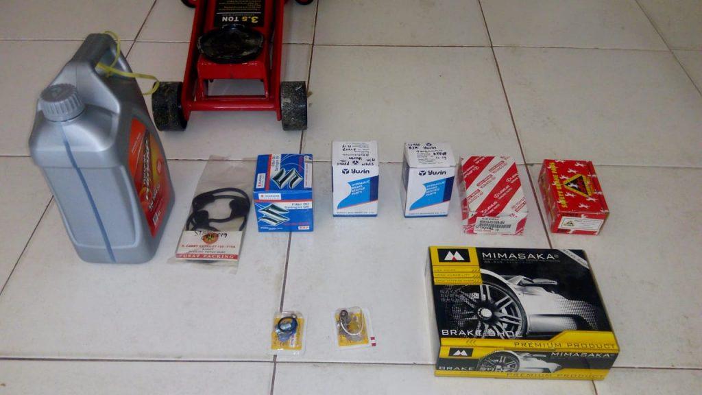 Daffa Jaya Service 08 - Daffa Jaya Service - Bengkel Mobil Umum Bergaransi Pekanbaru
