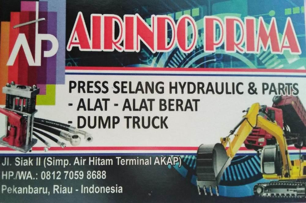 Ardino Prima 1 - Airindo Prima - Bengkel Press Selang Hydraulic dan Parts Pekanbaru