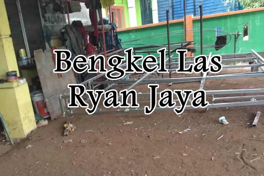 Bengkel Las Ryan Jaya 1 - Bengkel Las Ryan Jaya Pekanbaru