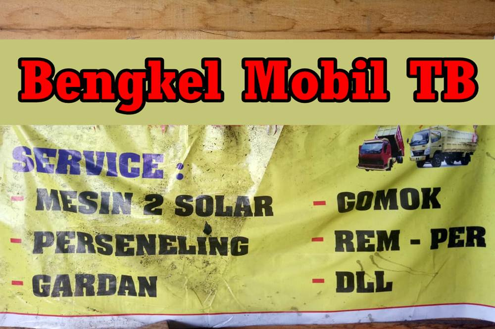 Bengkel Mobil TB 1 - Bengkel Mobil TB - Bengkel Mobil Solar Pekanbaru
