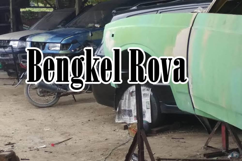 Bengkel Rova 1 - Bengkel Rova - Bengkel Las Ketok dan Cat Bergaransi Pekanbaru
