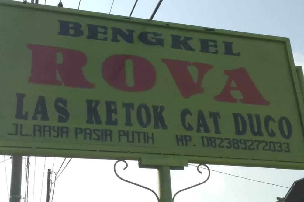 Bengkel Rova 11 - Bengkel Rova - Bengkel Las Ketok dan Cat Bergaransi Pekanbaru