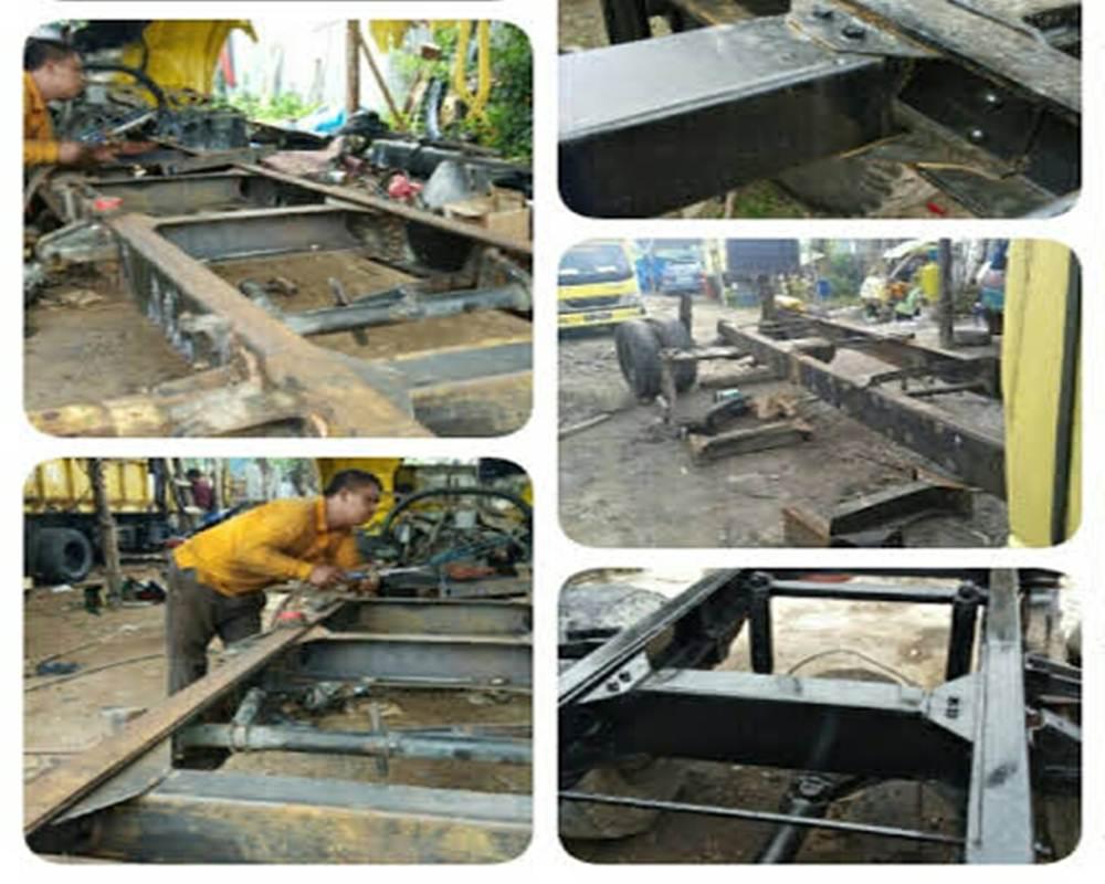 Bengkel Rova 2 - Bengkel Rova - Bengkel Las Ketok dan Cat Bergaransi Pekanbaru