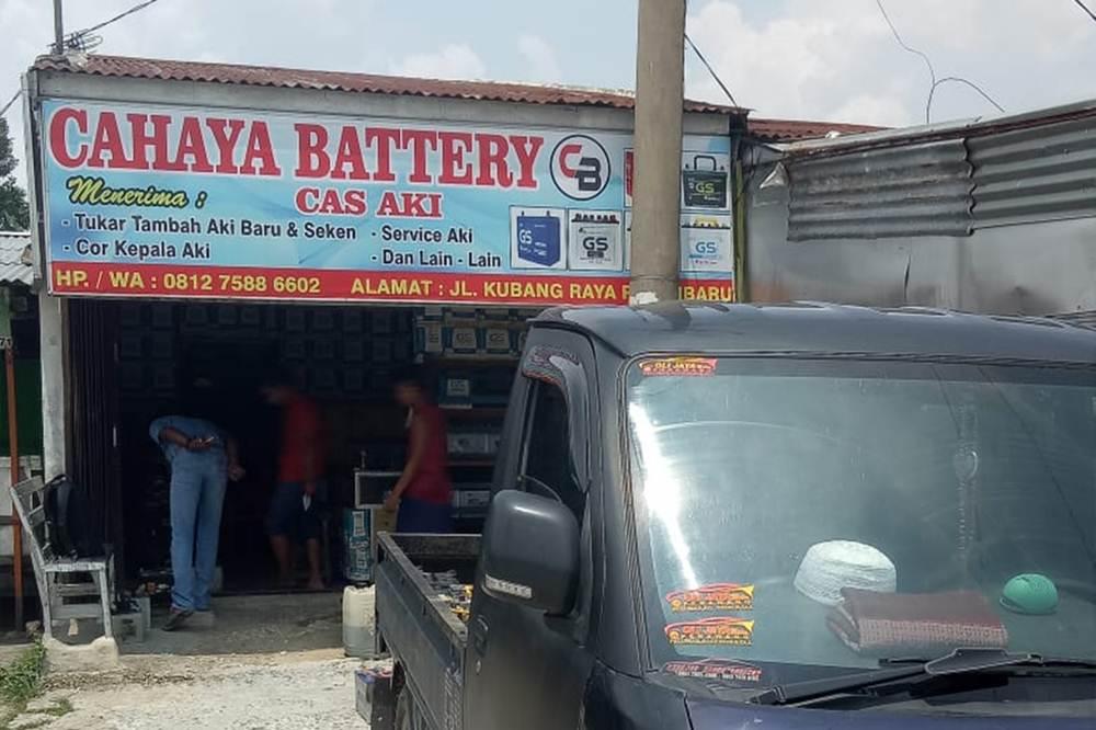 Cahaya Battery 2 - Cahaya Battery - Bengkel Jual Beli Aki Baru dan Seken Pekanbaru
