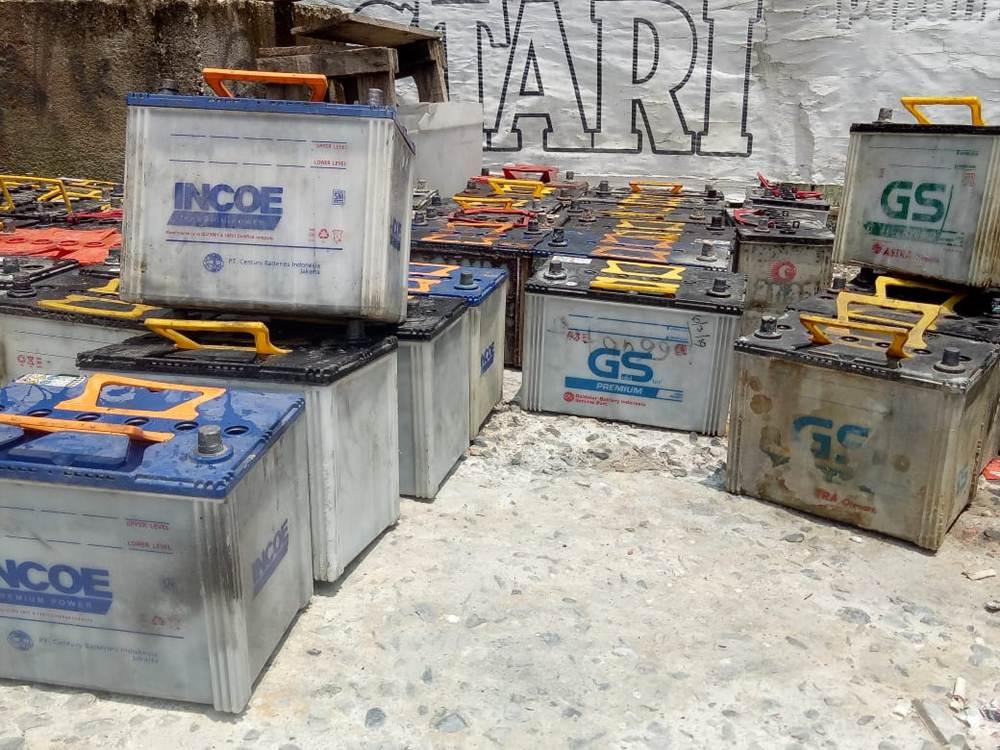 Cahaya Battery 3 - Cahaya Battery - Bengkel Jual Beli Aki Baru dan Seken Pekanbaru