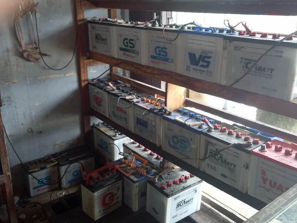 Cahaya Battery 6 - Cahaya Battery - Bengkel Jual Beli Aki Baru dan Seken Pekanbaru